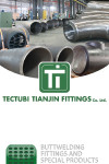 Tectubi Tianjin Fittings brochure English edition, December 2019